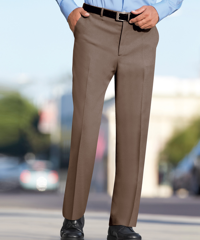 Pantalon toile homme