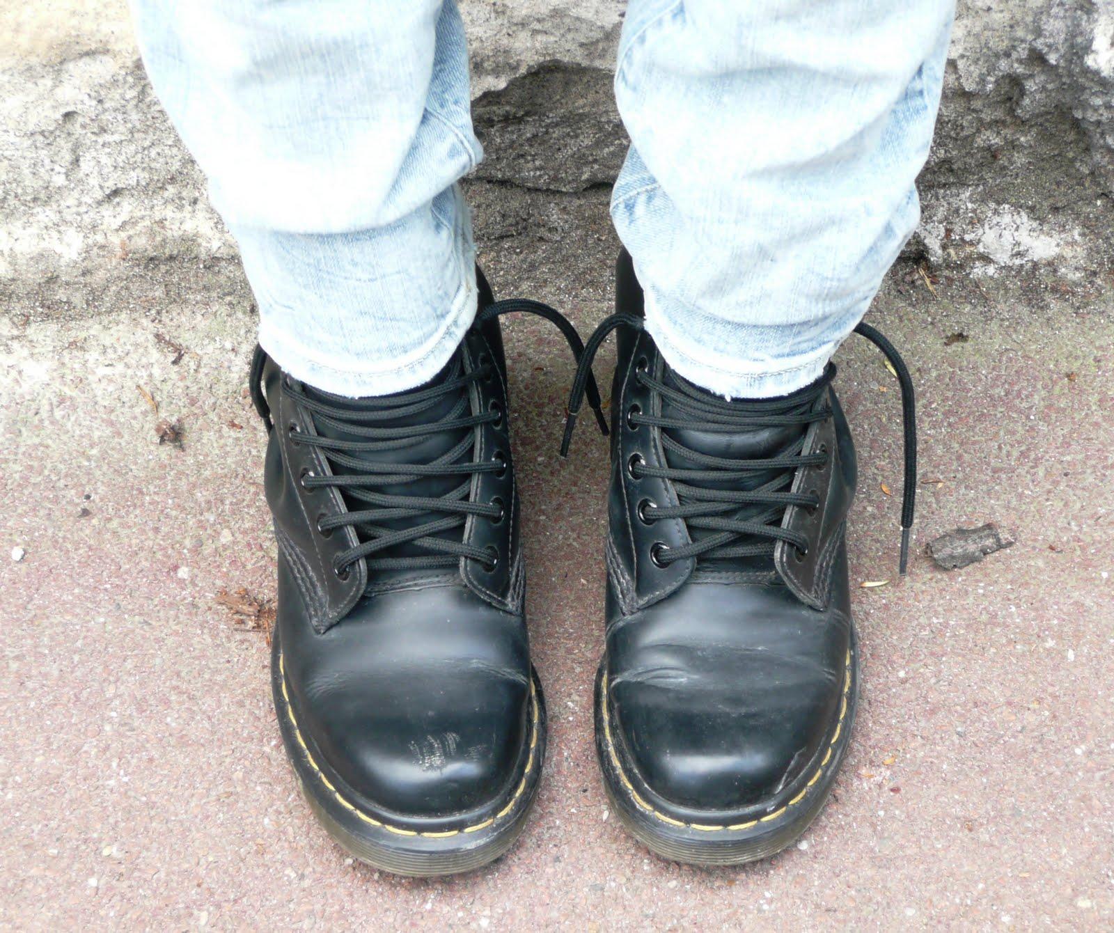 Doc martens soldes j 39 aime ses chaussures par dessus tout - Comment porter des doc martens femme ...