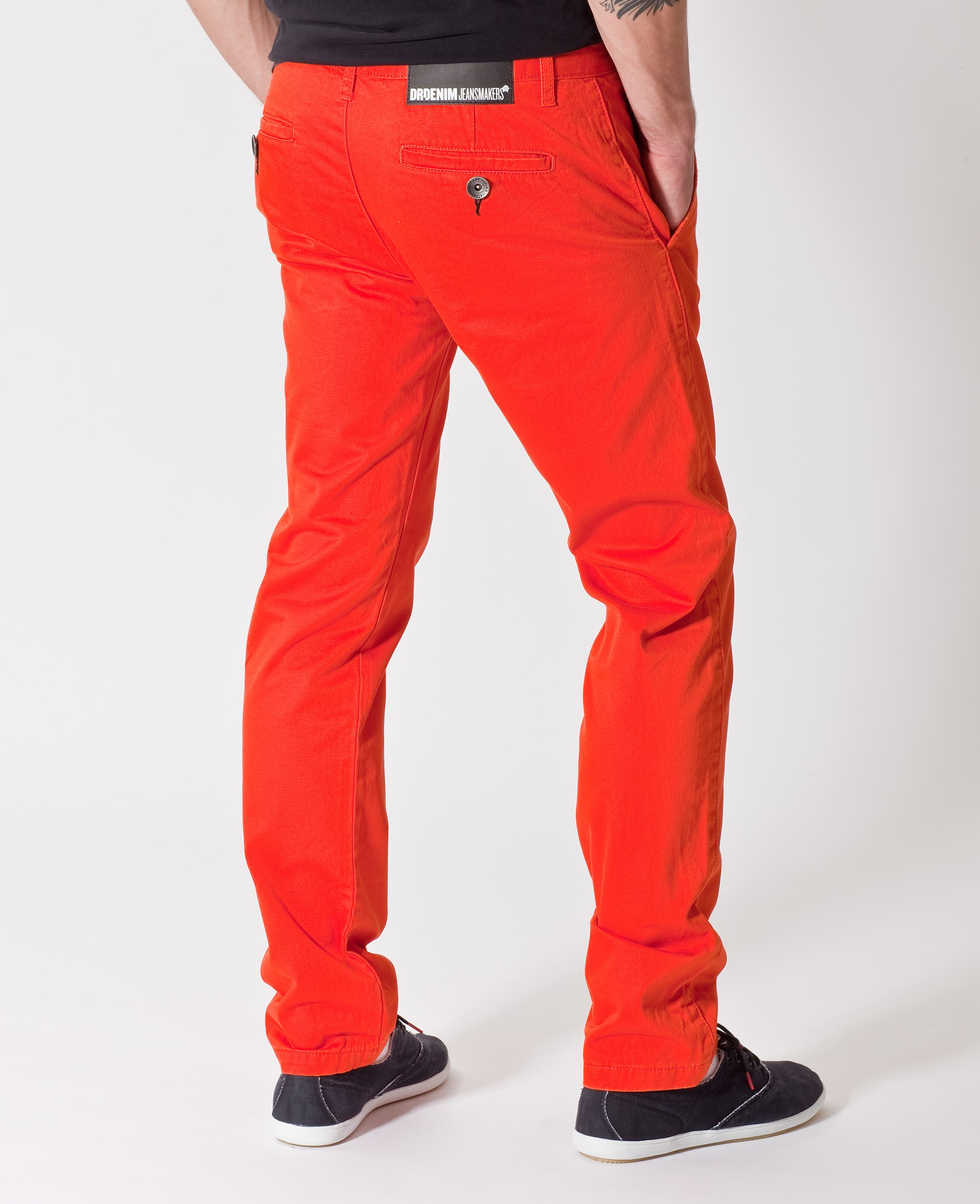 Jeans rouge homme - Jean mode homme ...