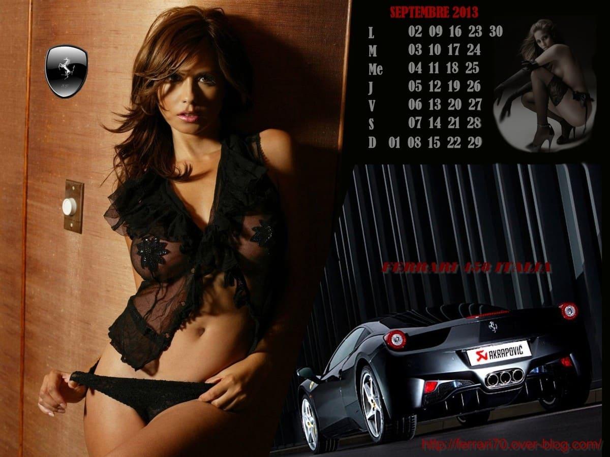 calendrier pirelli homme 2013 takvim kalender hd. Black Bedroom Furniture Sets. Home Design Ideas