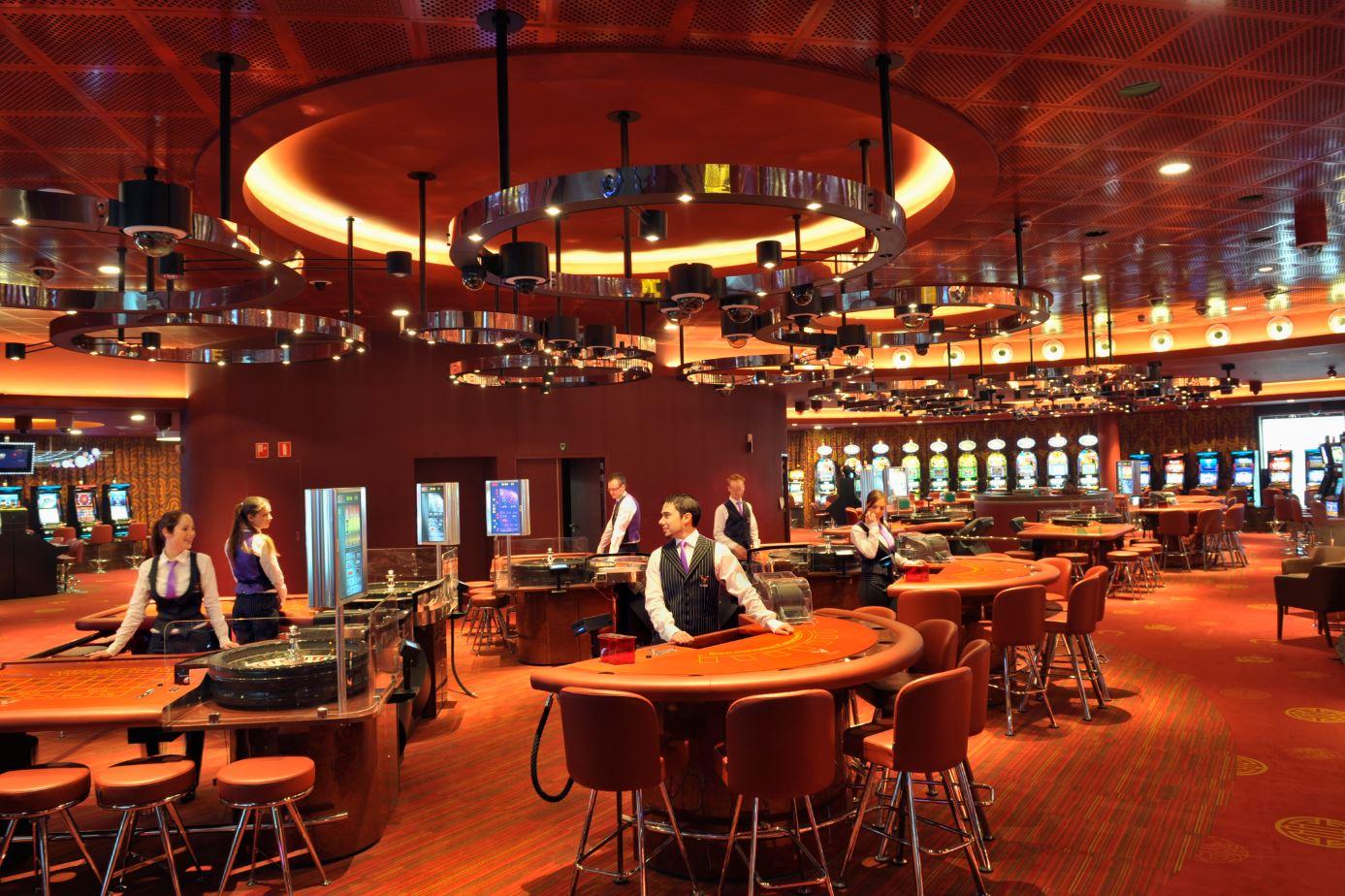 Des jeux casino entièrement hasardeux