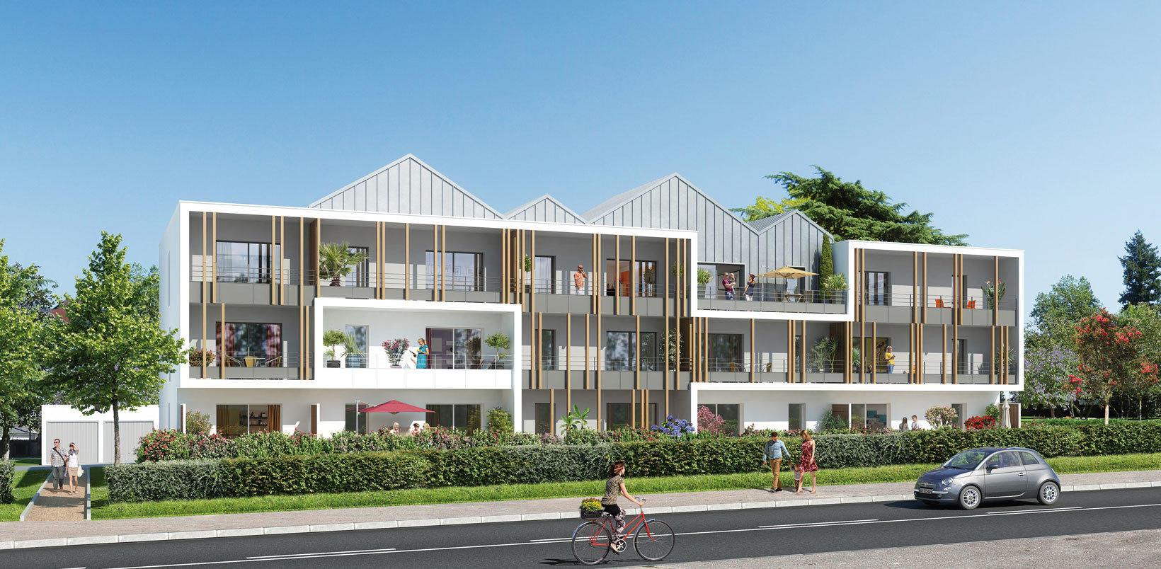 Programme immobilier Montpellier : un appartement qui nous ressemble