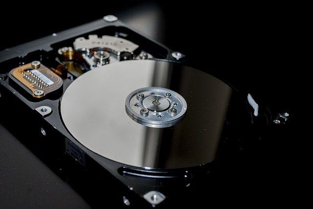 un nouveau disque dur interne